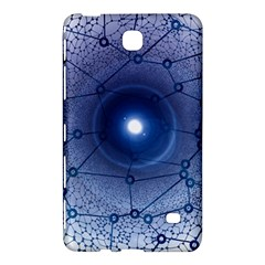 Network Social Abstract Samsung Galaxy Tab 4 (8 ) Hardshell Case