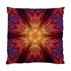 Fractal Abstract Artistic Standard Cushion Case (one Side)