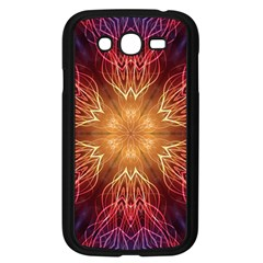 Fractal Abstract Artistic Samsung Galaxy Grand Duos I9082 Case (black)