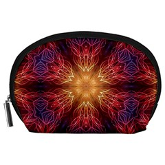 Fractal Abstract Artistic Accessory Pouches (large)