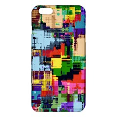 Color Abstract Background Textures Iphone 6 Plus/6s Plus Tpu Case by Nexatart