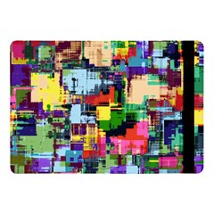 Color Abstract Background Textures Apple Ipad Pro 10 5   Flip Case