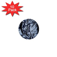 Pattern Abstract Desktop Fabric 1  Mini Buttons (10 Pack)