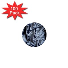 Pattern Abstract Desktop Fabric 1  Mini Buttons (100 Pack)