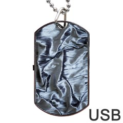 Pattern Abstract Desktop Fabric Dog Tag Usb Flash (one Side)