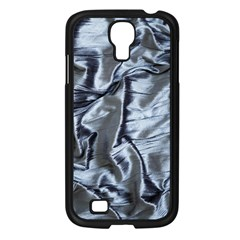 Pattern Abstract Desktop Fabric Samsung Galaxy S4 I9500/ I9505 Case (black)