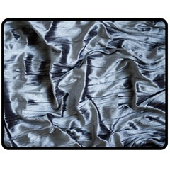 Pattern Abstract Desktop Fabric Double Sided Fleece Blanket (medium)