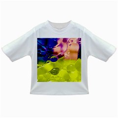 Abstract Bubbles Oil Infant/toddler T Shirts by Nexatart