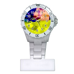 Abstract Bubbles Oil Plastic Nurses Watch by Nexatart
