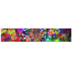 Background Color Pattern Structure Large Flano Scarf