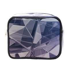 Abstract Background Abstract Minimal Mini Toiletries Bags