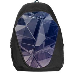 Abstract Background Abstract Minimal Backpack Bag