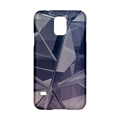 Abstract Background Abstract Minimal Samsung Galaxy S5 Hardshell Case
