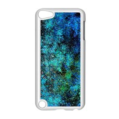 Color Abstract Background Textures Apple Ipod Touch 5 Case (white) by Nexatart