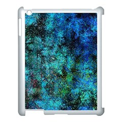 Color Abstract Background Textures Apple Ipad 3/4 Case (white) by Nexatart