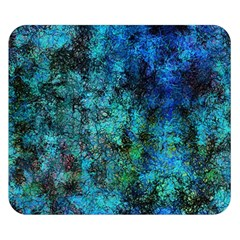 Color Abstract Background Textures Double Sided Flano Blanket (small)