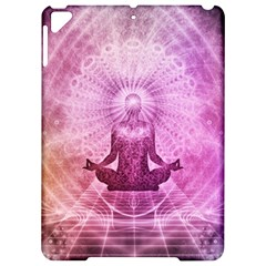 Meditation Spiritual Yoga Apple Ipad Pro 9 7   Hardshell Case by Nexatart