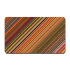 Background Texture Pattern Magnet (rectangular)