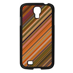 Background Texture Pattern Samsung Galaxy S4 I9500/ I9505 Case (black)