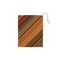 Background Texture Pattern Drawstring Pouches (xs)  by Nexatart