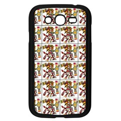 Aztec 1 Samsung Galaxy Grand Duos I9082 Case (black)
