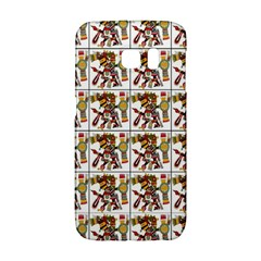 Aztec 1 Samsung Galaxy S6 Edge Hardshell Case by ArtworkByPatrick1