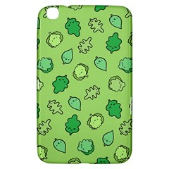 Funny Greens And Salad Samsung Galaxy Tab 3 (8 ) T3100 Hardshell Case  by Mishacat