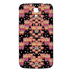 Fantasy Flower Ribbon And Happy Florals Festive Samsung Galaxy Mega I9200 Hardshell Back Case by pepitasart