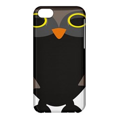 Sowa Owls Bird Wild Birds Pen Apple Iphone 5c Hardshell Case by Sapixe