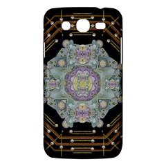Butterflies And Flowers A In Romantic Universe Samsung Galaxy Mega 5 8 I9152 Hardshell Case  by pepitasart