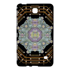 Butterflies And Flowers A In Romantic Universe Samsung Galaxy Tab 4 (8 ) Hardshell Case  by pepitasart
