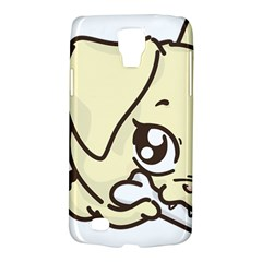 Doggy Dog Puppy Animal Pet Figure Samsung Galaxy S4 Active (i9295) Hardshell Case by Sapixe