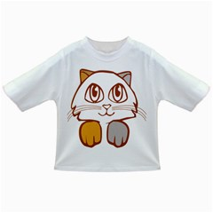 Animal Cat Feline Kitten Pet Infant/toddler T Shirts