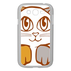 Animal Cat Feline Kitten Pet Samsung Galaxy Grand Duos I9082 Case (white) by Sapixe