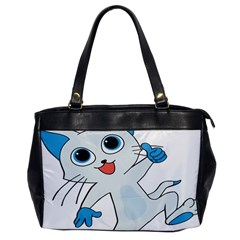 Animal Anthropomorphic Office Handbags by Sapixe