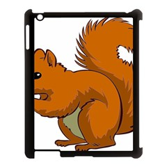 Squirrel Animal Pet Apple Ipad 3/4 Case (black)