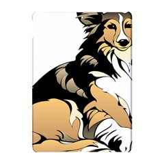 Dog Sitting Pet Collie Animal Apple Ipad Pro 10 5   Hardshell Case