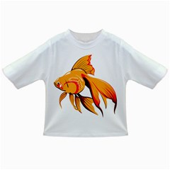 Goldfish Fish Tank Water Tropical Infant/toddler T Shirts