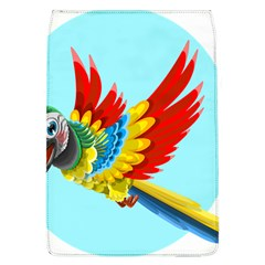 Parrot Animal Bird Wild Zoo Fauna Flap Covers (l)  by Sapixe