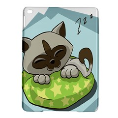 Kitten Kitty Cat Sleeping Sleep Ipad Air 2 Hardshell Cases by Sapixe