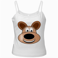 Doh Puppy Happy Pet Hound Animal Ladies Camisoles by Sapixe