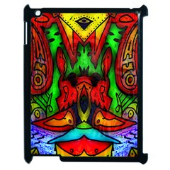 Faces Apple Ipad 2 Case (black) by MRTACPANS