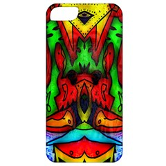 Faces Apple Iphone 5 Classic Hardshell Case by MRTACPANS