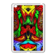 Faces Apple Ipad Mini Case (white) by MRTACPANS
