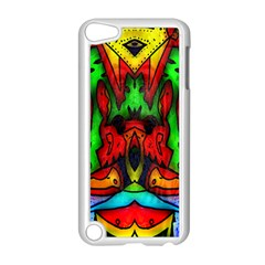 Faces Apple iPod Touch 5 Case (White)