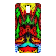 Faces Samsung Galaxy Note 3 N9005 Hardshell Back Case by MRTACPANS
