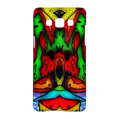 Faces Samsung Galaxy A5 Hardshell Case  by MRTACPANS