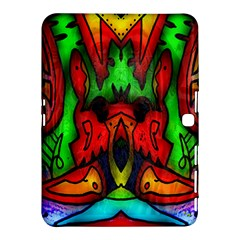 Faces Samsung Galaxy Tab 4 (10.1 ) Hardshell Case