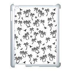 Tropical Pattern Apple Ipad 3/4 Case (white)