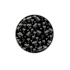 Tropical Pattern Hat Clip Ball Marker (10 Pack)